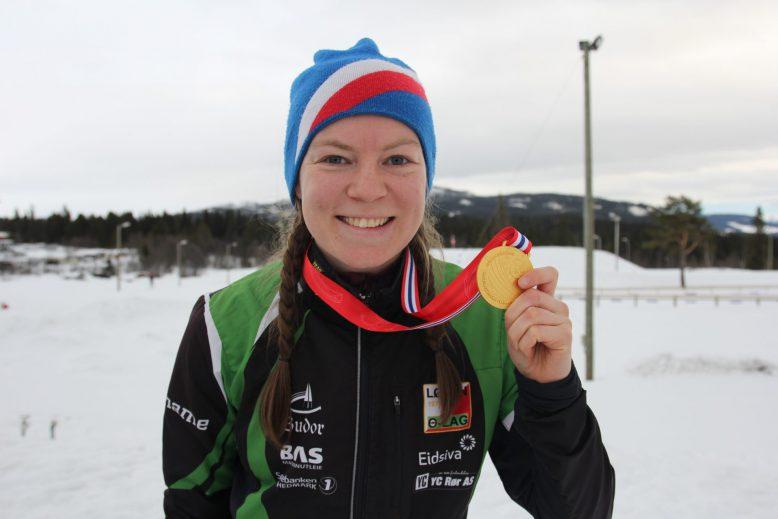 NM ski-o langdistanse 2020