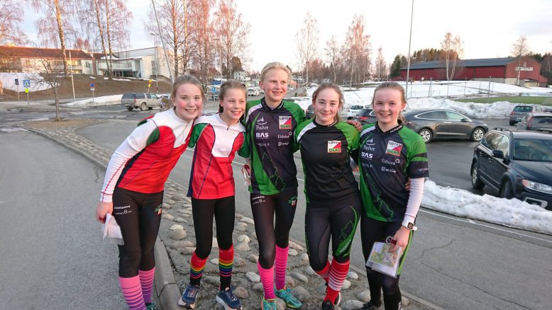 Sprintcup 1, Løten