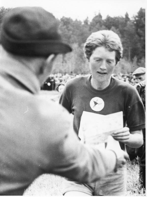 EM 1962: Marit Økern