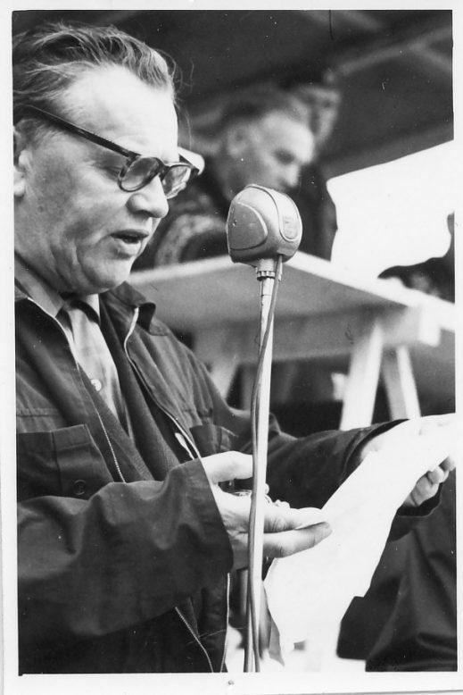 EM 1962: Speaker Skjegstad
