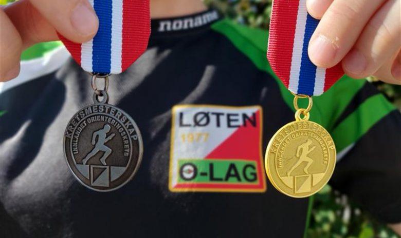 KM medaljer