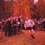 EM 1962: Magne Lystad mot mål (Foto: Trygve Christensen)
